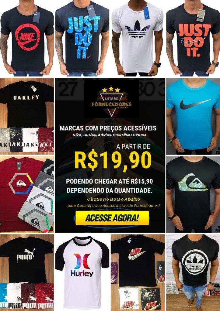 A Melhor Lista de Fornecedores do Brasil